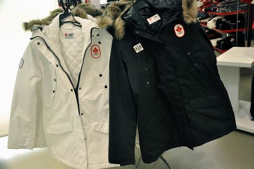 2010 Olympics Team Canada Retail Apparel Launch