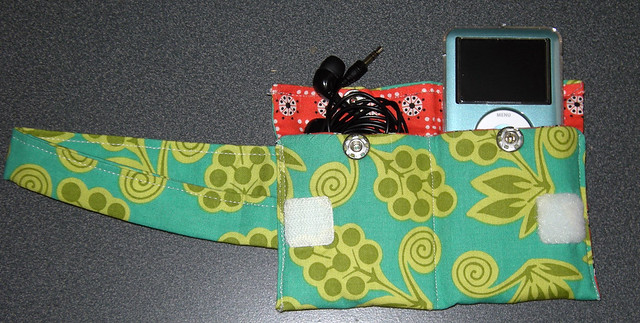 Tina's 3rd Generation iPod Nano Bag Version 1.0