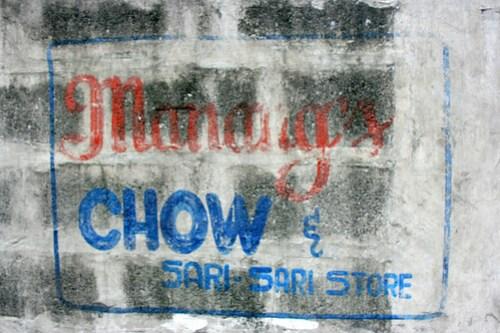 chow & sari sari store
