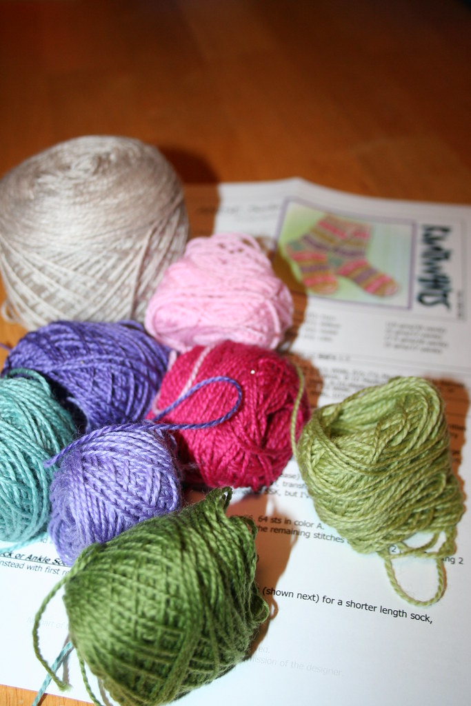 Gift Yarn - Sock Kit