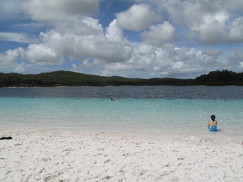 The Stunning Lake McKenzie