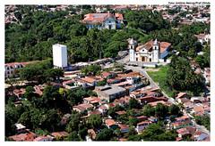 Vista Aérea do Sítio Histórico de Olinda. Foto Antônio Melcop/Pref. Olinda