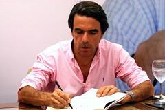 José María Aznar en Vigo