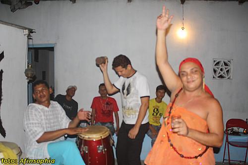 Pai Carlos - Zé Pilintra 31 por você.