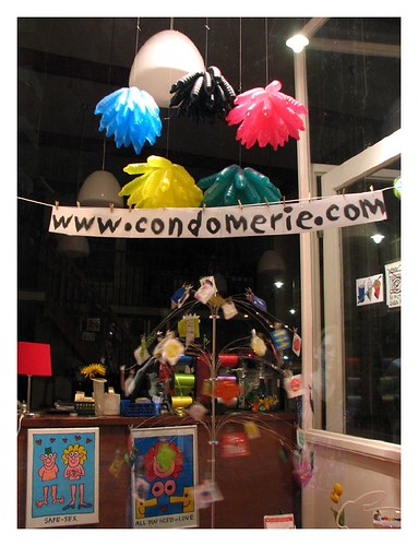 Condomerie Collection by you.