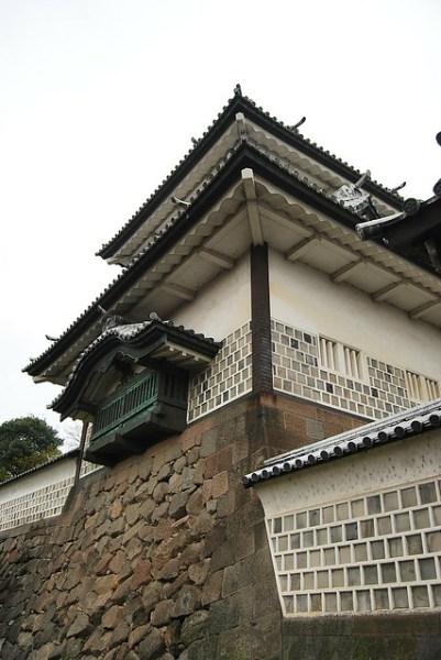 Torre del Castillo de Kanazawa