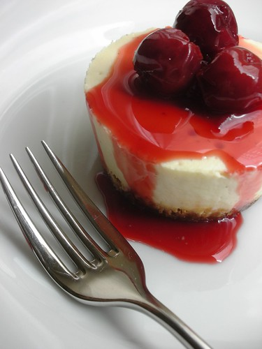 goat cheesecake