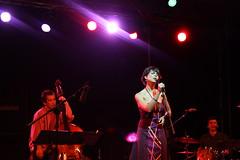 Universijazz 2009: Sara Serpa Quintet