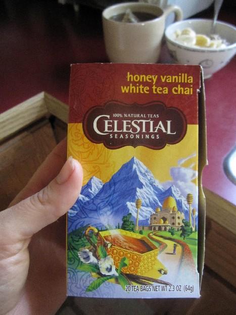 Honey Vanilla White Tea Chai