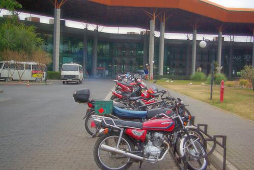 Antalya intercity terminal