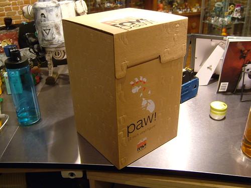 Paw! Pain