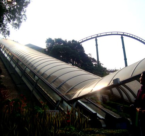 wits_ocean park escalator