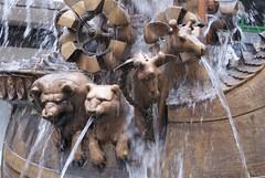 Koblenz - Weer een leuke fontein