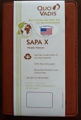 SapaX cover