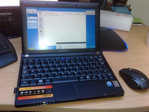 Samsung NC10 & Mouse