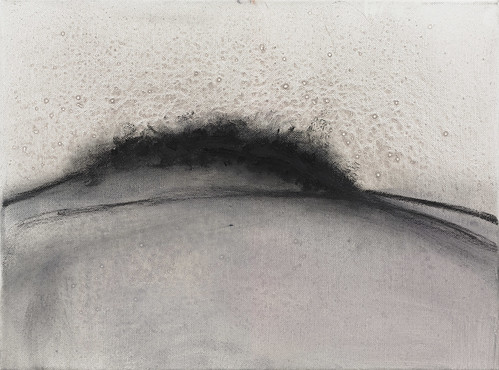 Marlene Dumas - Magnetic Fields (for Margaux Hemingway) 2008