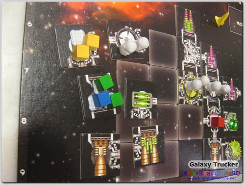 BGC Meetup - Galaxy Trucker