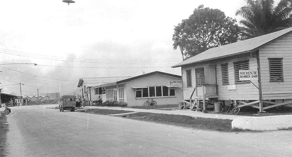 Barber Shop, MacKenzie, Guyana