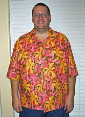 Eye Bleeding Hawaiian shirt