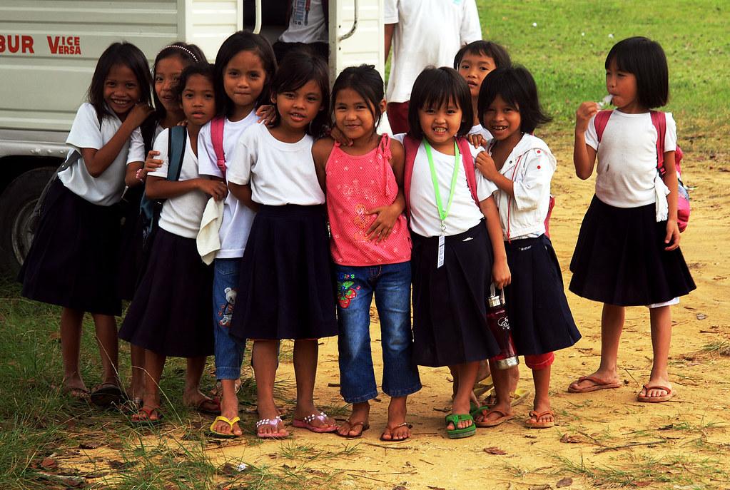 Kids, Bohol