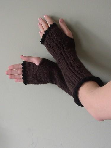 toinette's fingerless mitts