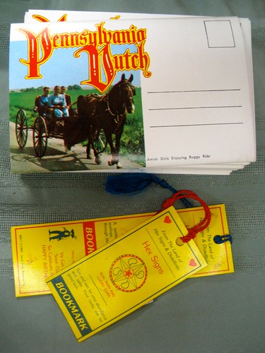 Pennsylvania Dutch Souvenirs