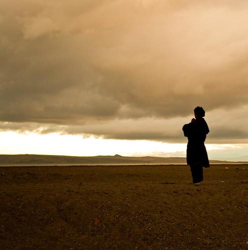 Morning Prayer .Tibet