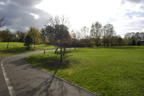 Beckton District Park