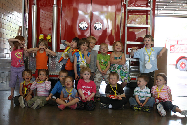 fire station field trip • preschool - 40