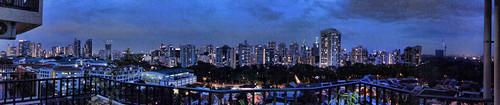 Central Singapore Panorama