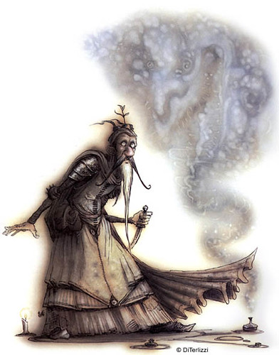 SpellHaunt by Tony DiTerlizzi