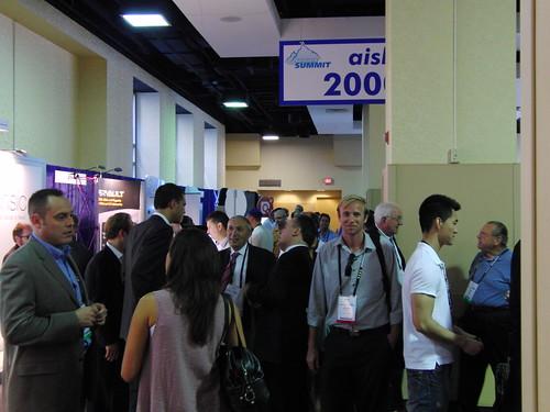 Affiliate Summit East 2009 Exhibit Hall