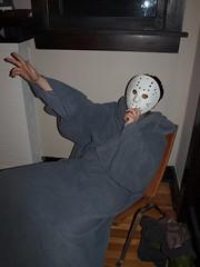 Michael Myers in Slanket