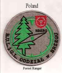 Poland Forest Ranger