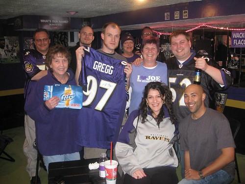 Sylvia's Purple Crew