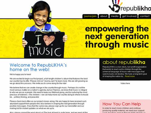 Republikha frontpage