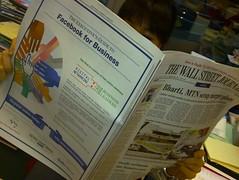 Wall Street Journal + Ogilvy = Social Media Se...