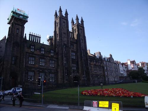 School of Divinity, Edinburgh University, Edinburgh