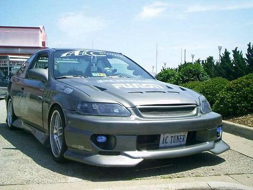 2000 Honda Civic EX SHow car