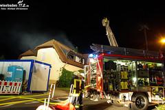 Gebäudebrand Geisenheim 24.09.09