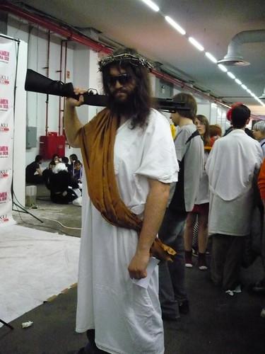 Jesús ha llegado a la ciudad