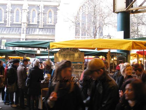 Borough Market - outdoors