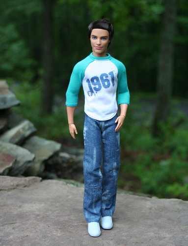 Sporty Fashionistas Ken