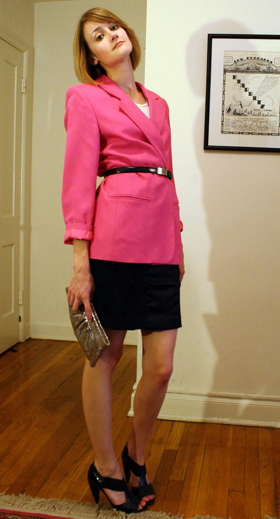 A Good Pink Blazer Is Hard to Find