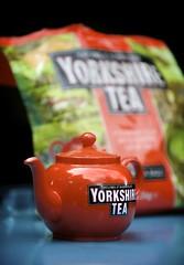 Yorkshire Day, Yorkshire Tea, nice.