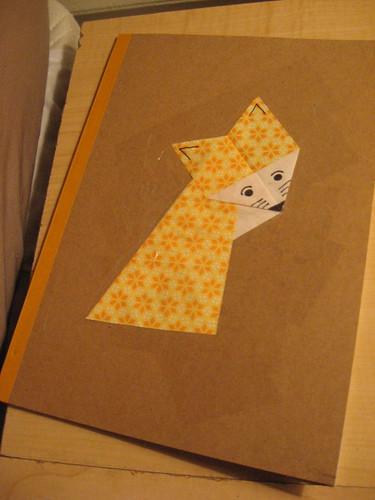 Foxy Origami