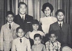 Governor Camacho and Family