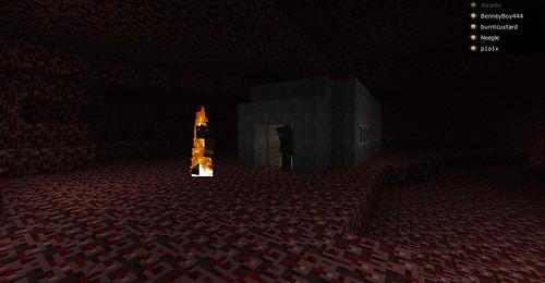 Nether Base 3