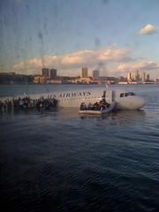 US Airways Evacuation