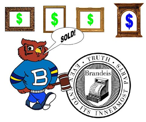 Brandeis -- Liberal Arts Without the Art
